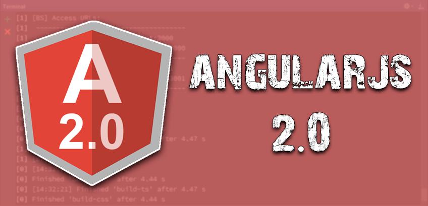 Стартовый шаблон для AngularJS 2 приложения